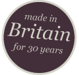 Made in Britain for 30 years