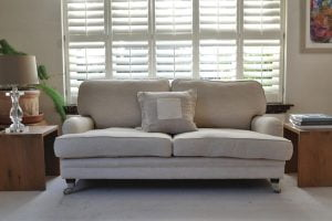 Sloane sofa, Grandwood Furniture, West Sussex
